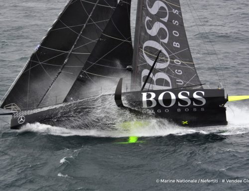 Jack Trigger announced as part of Hugo Boss crew for Rolex Middle Sea Race