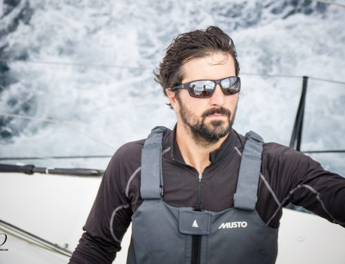 Co skipper announced for Normandy Channel Race 2018