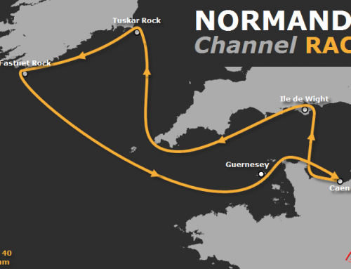 Concise 8 enters the 2018 Normandy Channel Race